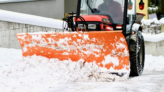 5 Tips to Protect Your Parking Lot Against Snow Damage