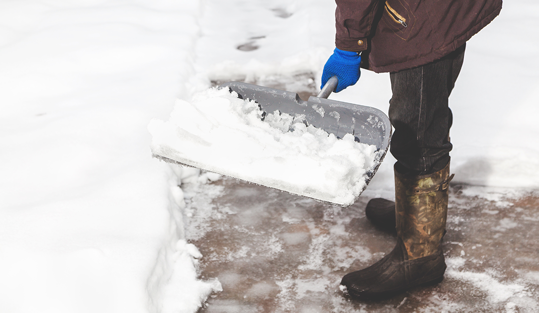Proper Snow & Ice Removal